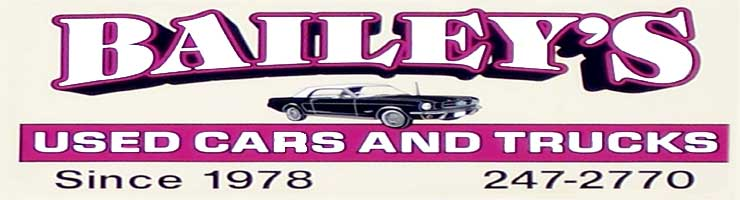 Bailey S Used Cars Loogootee In